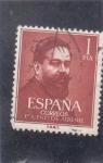 Stamps : Europe : Spain :  1er CENT. DE ALBENIZ (30)