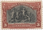 Stamps America - Chile -  Y & T Nº 73