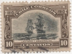 Stamps America - Chile -  Y & T Nº 75 [1]