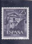 Sellos del Mundo : Europa : España : MONASTERIO DE S.JOSÉ-AVILA (31)