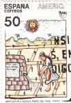 Sellos del Mundo : Europa : España : AGRICULTURA INCAICA-UPAEP (31)