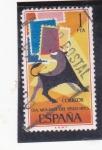 Stamps Spain -  DIA DEL SELLO (31)