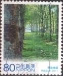 Sellos de Asia - Japón -  Scott#3392e intercambio, 0,90 usd, 80 yen 2011
