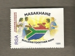Stamps South Africa -  Masakhane