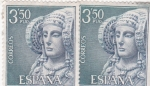 Stamps : Europe : Spain :  DAMA DE ELCHE (31)
