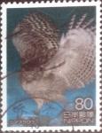 Sellos de Asia - Japón -  Scott#2983c fjjf intercambio, 1,00 usd, 80 yen 2007