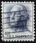 Stamps United States -  INT-GEORGE WASHINGTON
