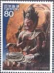 Stamps Japan -  Scott#3220d intercambio, 0,90 usd, 80 yen 2010