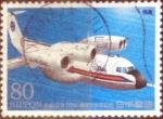 Stamps Japan -  Scott#3258c intercambio, 0,90 usd, 80 yen 2010