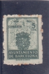Stamps : Europe : Spain :  AYUNTAMIENTO DE BARCELONA (31)