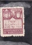 Sellos de Europa - España -  AYUNTAMIENTO DE BARCELONA (31)