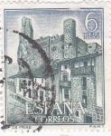 Stamps Spain -  CASTILLO DE FRIAS (Burgos)(31)