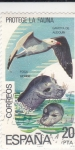 sellos de Europa - España -  PROTEGE LA FAUNA (31)