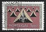 Sellos de Europa - Portugal -  Congresos | Scout