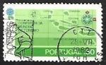 Stamps : Europe : Portugal :  Conferenciamundial de Turismo - Acores