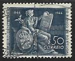 Stamps : Europe : Portugal :  Escudo de armas