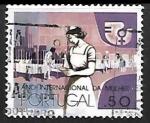 Sellos de Europa - Portugal -  Año Internacional de la Mujer