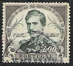 Stamps : Europe : Portugal :  Rei Pedro V