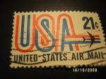 Stamps : America : United_States :  Estados Unidos 22