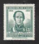 Sellos de America - Chile -  General José Miguel Carrera (1785-1821)