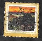 Sellos de Europa - Estonia -  Pintura