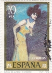 Stamps : Europe : Spain :  EL FINAL DEL NUMERO -Picasso (31)
