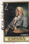 Stamps : Europe : Spain :  GOYA-Vicente Lopez- (31)