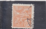 Stamps : America : Brazil :  AVIAÇADO