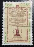 Stamps : Europe : Spain :  PRIMERA REAL FAMACOPEA ESPAÑOLA