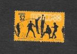 Stamps : America : Mexico :  JJOO México 68