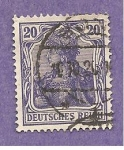 Sellos de Europa - Alemania -  RESERVADO