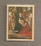 Sellos de Europa - Portugal -  Madeira-Pintura sacra