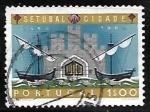 sellos de Europa - Portugal -  Setubal