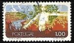 sello : Europa : Portugal : Protección de la naturaleza