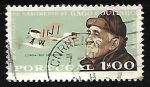 Sellos de Europa - Portugal -  1er. centenario del nacimiento de Gago Coutinho