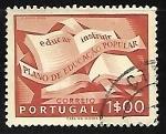 Stamps Portugal -  Educación | Libros