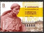 Stamps : Europe : Spain :  Edifil ****/17