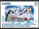sellos de Europa - España -  Edifil ****\17