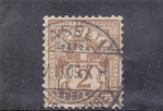 Stamps Switzerland -  CIFRA