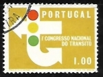 Sellos de Europa - Portugal -  Señal de transito