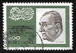 Sellos de Europa - Portugal -  Emilio Garrastazú Médici (1906-85)