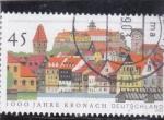 Sellos de Europa - Alemania -  1000 AÑOS KRONACH