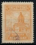 Sellos del Mundo : America : Paraguay :  PARAGUAY_SCOTT 299 $0.2