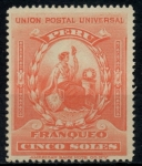 Sellos del Mundo : America : Perú :  PERU_SCOTT 158.01 $2.5