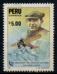 Stamps : America : Peru :  PERU_SCOTT 894.02 $0.65