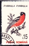 Stamps Romania -  AVE-