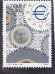 de Europa - Italia -  ILUSTRACIÓN ENGRANAJE