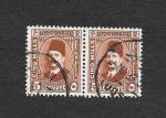 de Africa - Egipto -  Rey Fuad I