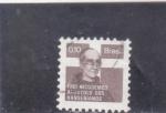Stamps Brazil -  FRAI NICODEMOS