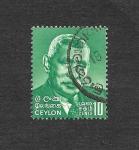 Stamps Sri Lanka -  390 - Dudley Shelton Senanayake